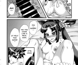 Ushiwakamaru- Oshite Mairu! - part 607