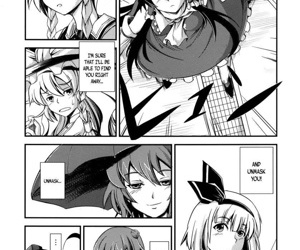 The Incident of the Black Shrine Maiden ~Part 2~ - part 3528