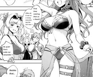 Bea ga Mizugi ni Kigaetara - part 764