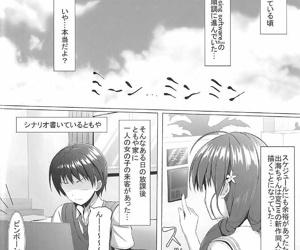 Saenai Hashima Izumi to no Doujinshi no Tsukurikata - part 29