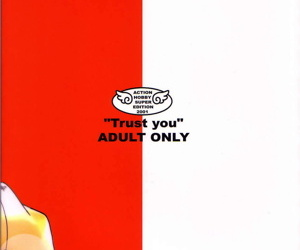 Trust you - part 823