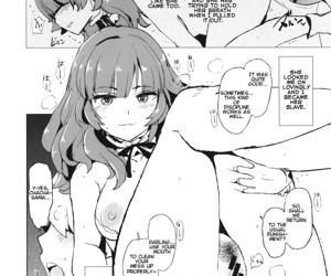 Oshioki Chacha-sama! - Chacha-samas punishment - part 2257