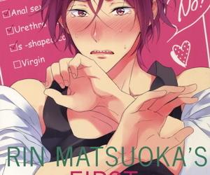 Matsuoka Rin no Hajimete Zenbu. - Rin Matsuokas First Everything - part 1054