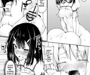 Miyu ni Tsuiteru Are ga Tonikaku Muzumuzu Suru Hon - A book where Miyus cock wont stop throbbing - part 255
