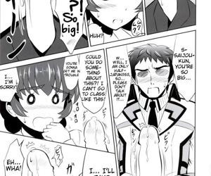 Mahouka Koukou no Retsujou Sensei - part 598