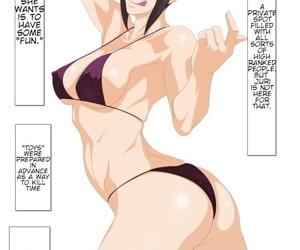 Kakutou Musumegari Vol. 26 Juri Han - part 117
