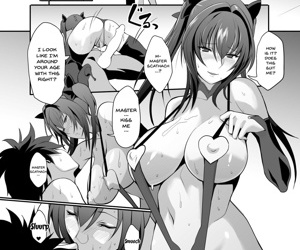 Scathach Shishou no Dosukebe Lesson - Lewd Lessons With Teacher Scathach - part 2195