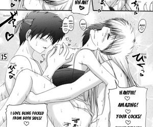 Ryu to Hebi - Dragon and Snake - part 1103