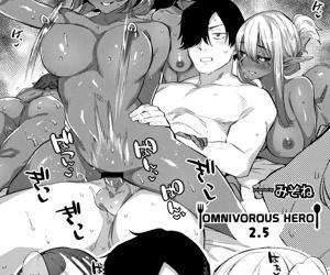 Zasshoku Yuusha 2.5 - Omnivorous Hero 2.5 - part 3044
