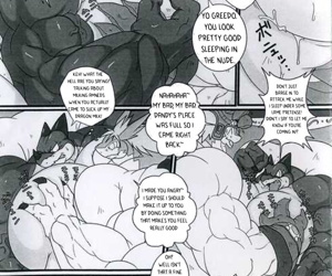 Red Dragon Milking 3 - part 945