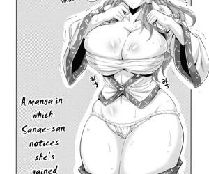Sanaes Lewd Breasts - part 666
