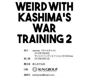 Kashima-chan no Renshuu Sensen Ijou Ari 2 - Theres Something Weird With Kashimas War Training 2 - part 1991