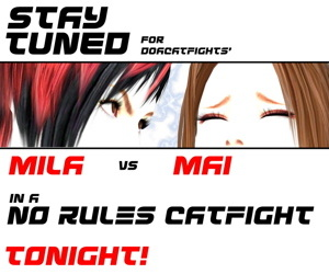 DOA Catfights Works - part 1804