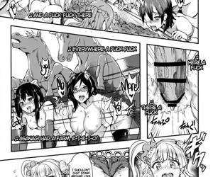 Oideyo! Galko-chan! Galko wa- Mizuryu Kei Land ni Ikutte Hontou Desu ka? - part 701