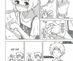 Sakura to Syaoran to Warm Bodies - part 337