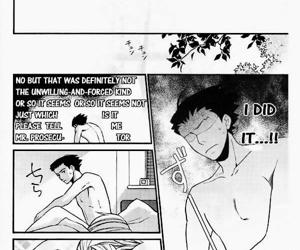 Bengoshi-kun to Kenji-san - part 2