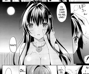 Yamato Wants to Love You- Admiral 2 - part 87