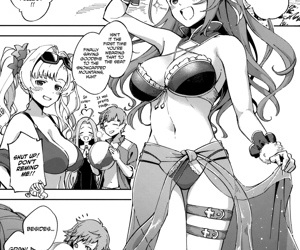 Bea ga Mizugi ni Kigaetara - When Bea Puts On Her Swimsuit - part 1298