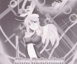 Blue Reloaded BlazBlue Anthology - part 451