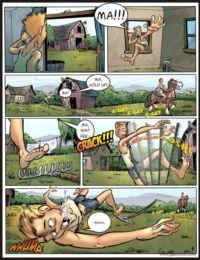 Jab Comix – Farm Lessons 13