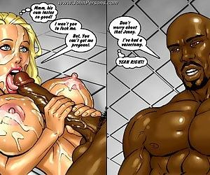 2 Hot Blondes Bet On Big Black Cocks - part 4