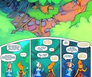 Adventure Time - Inner Fire