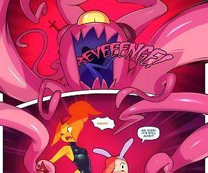 Adventure Time - Inner Fire - part 2