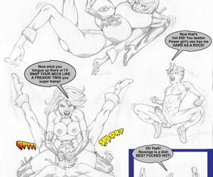 Powergirl - Revenge of the Super Teens!