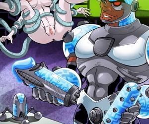 Drawn sex - Teen Titans