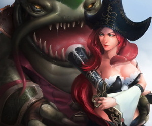 Miss Casualty x Tahm Kench