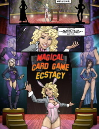 Magical Card Game Ecstacy