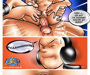 Popeye - The Sailorman - part 2