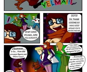 Velma Dinkley Tentacle Comic