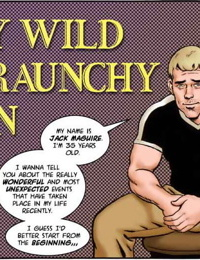 My Wild & Raunchy Son