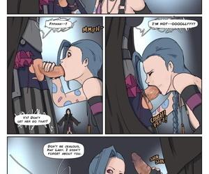 Futa Vi and Cait x Witchcraft