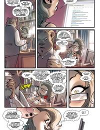 Unnatural - Issue 2