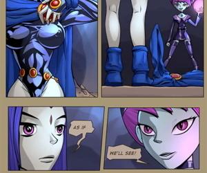 Raven vs Jinx