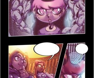 Teen Titan Comic