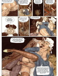 The Troubles of Janice - Volume #3