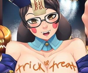 Jiangshi Mei - Trick or Treat