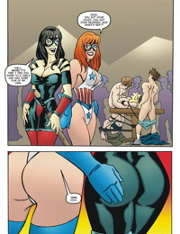9 Superheroines - The Magazine #12 - part 2