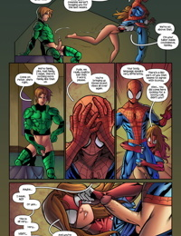 Ultimate Spider-Man XXX 11 - Spidercest - no such thing as too many clones