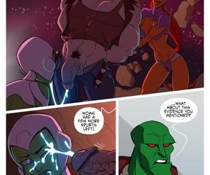 Bikini Space Police: Stop and Frisky
