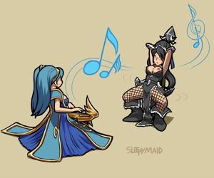 Sona - Combination of Legends