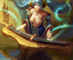 Sona - Combination of Legends