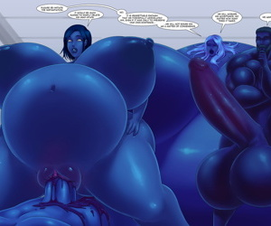 Apocalypse in Blue