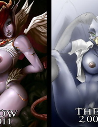 HentaiFoundry Artist - thedevil