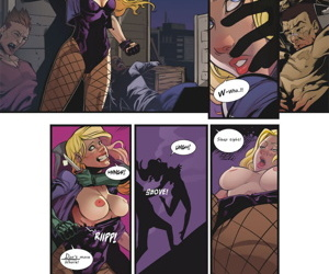 Black Canary: Ravished Prey Issue 1