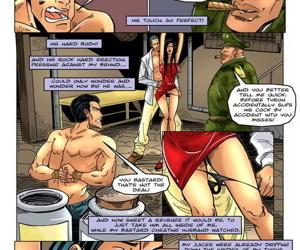 9 Superheroines - The Magazine #5