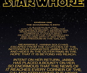 Star Whore: Hanna Solo